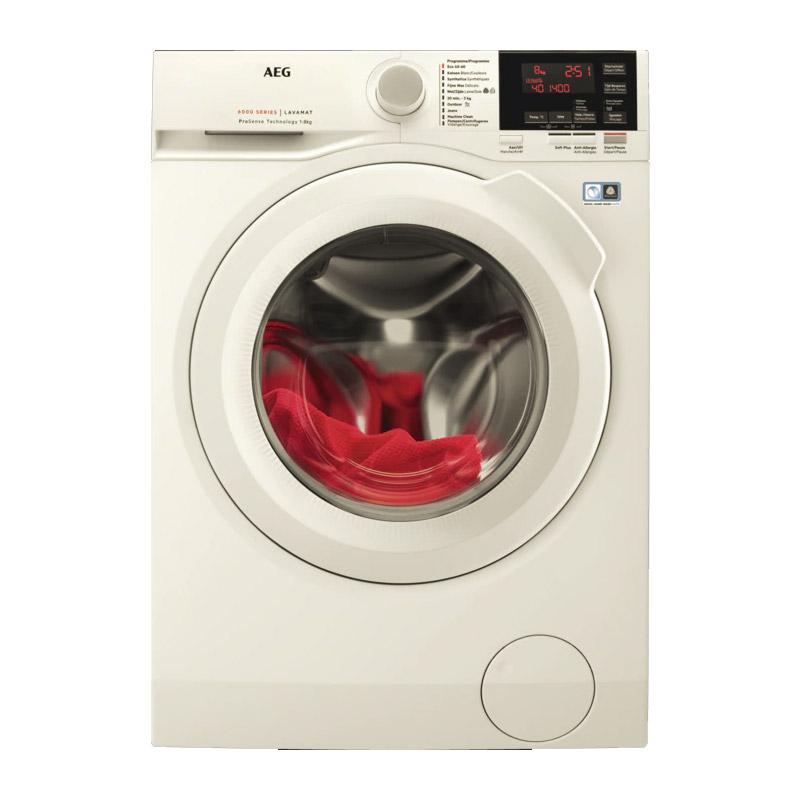 AEG wasmachine L6FB8499M